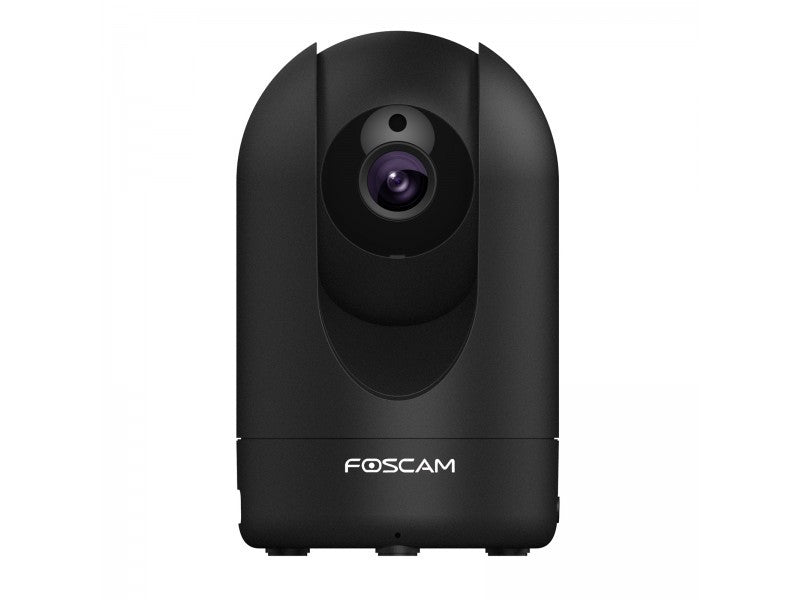 Foscam R2 Indoor 1080P FHD Wireless Plug and Play IP Camera,Black