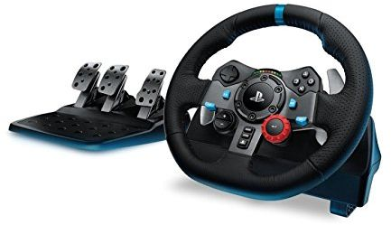Logitech Driving Force G29 Racing Wheel for PS4, PS3 and PC