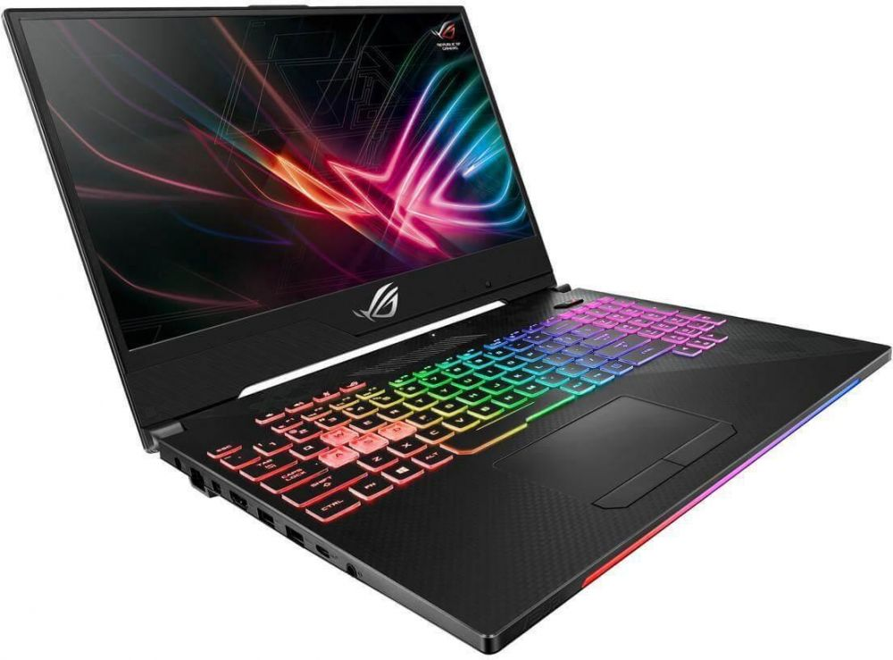 "ASUS ROG Strix Hero II Edition GL504GS-Gaming Laptop Black (Intel 6-Core 8th Gen i7-8750H, 16GB, ,512GB,15.6""HD, WIN 10)"