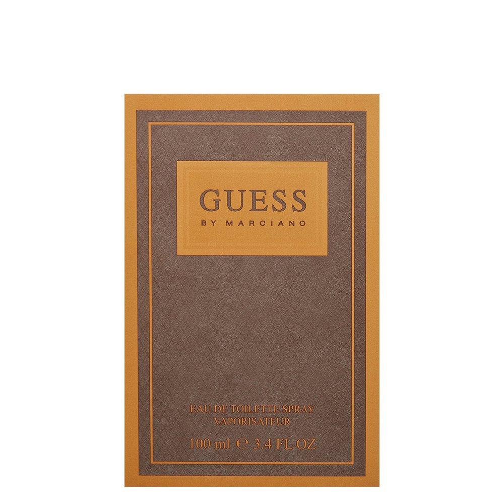 Guess By Marciano for Men, 3.4 oz EDT Spray