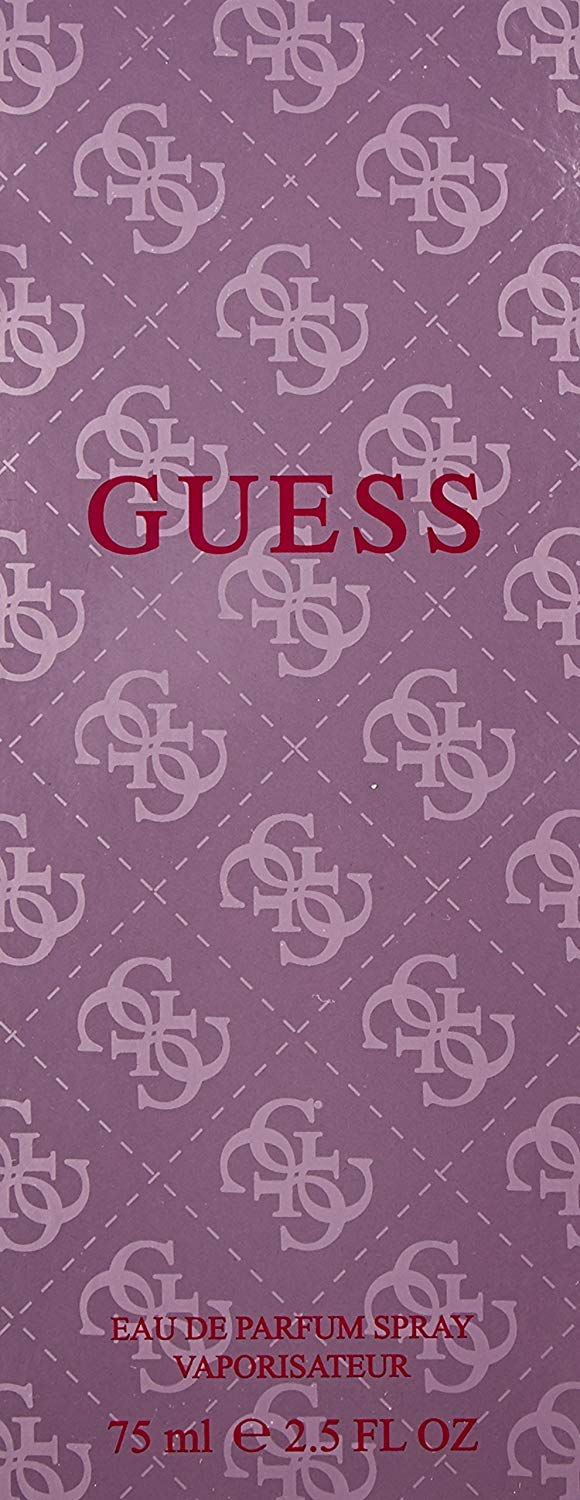 Guess Pink by Guess for Women - Eau de Parfum, 75ml