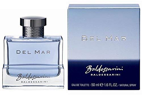 Hugo Boss Baldessarini Del Mar for Men -90ml for, Eau de Toilette,
