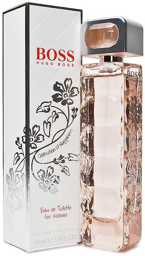 Hugo Boss Celebration of Happiness For Women 50ml - Eau de Toilette