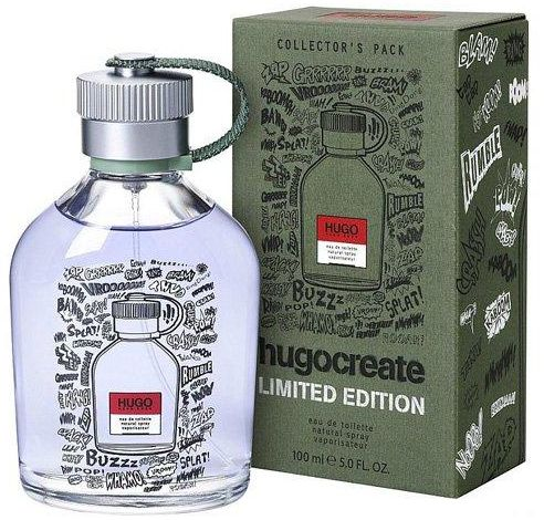 Hugo Boss Hugo Create For Men 100ml - Eau de Toilette