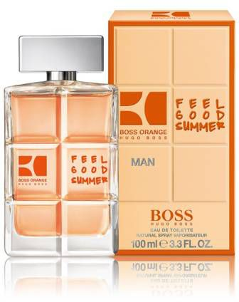Hugo Boss Orange Feel Good Summer For Men 100ml -EDT-