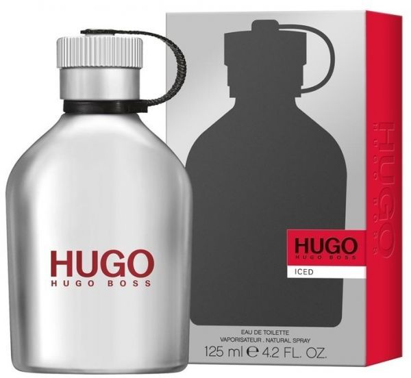 Iced by Hugo Boss for Men - Eau de Toilette, 125ml