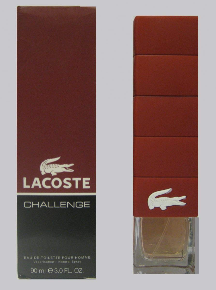 Lacoste Challenge For Men -Eau De Toilette, 90 ml
