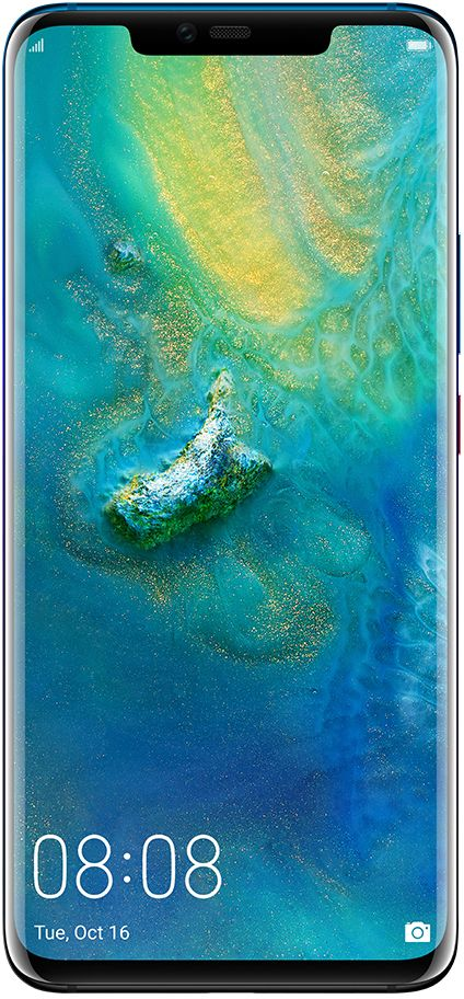 HUAWEI MATE 20 PRO Dual Sim - 128GB, 4G LTE, TWILIGHT