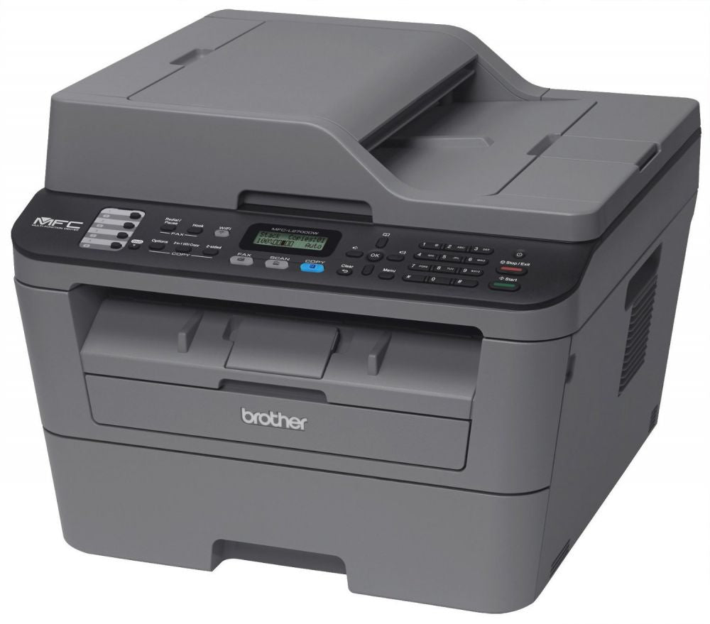 Brother MFC-L2700DW Monochrome Laser Printer