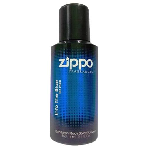 Zippo Spray Deodorant 150ml - Into The Blue For Men