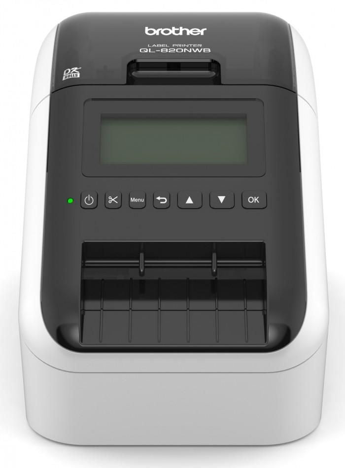 Brother QL-820NWB Professional Label  Printer
