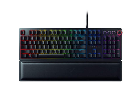 Razer Huntsman Elite RGB Opto-Mechanical Gaming QWERTY Keyboard