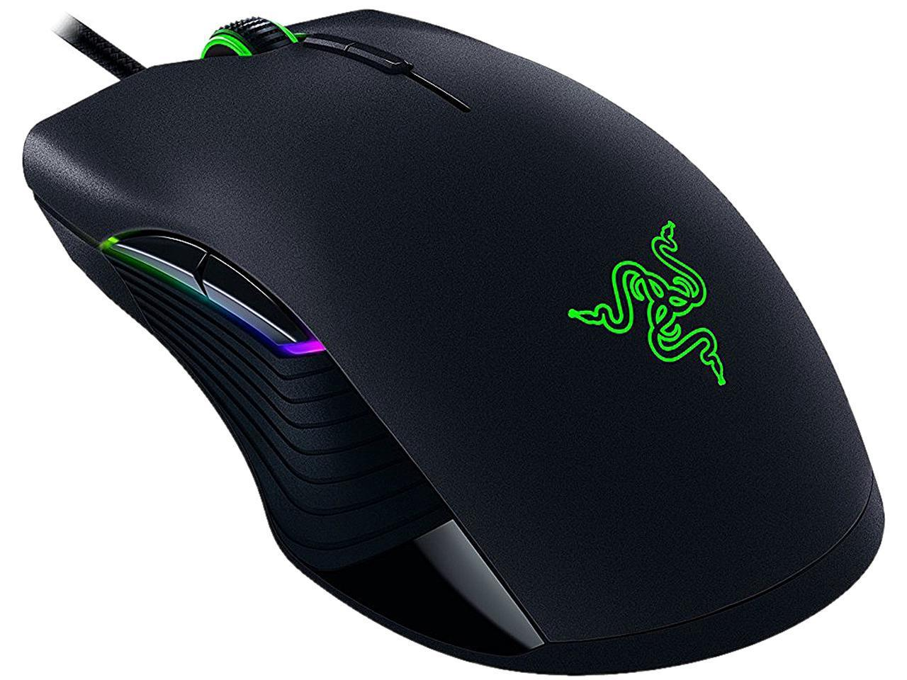 Razer Lancehead Tournament Edition - Professional Grade Chroma Ambidextrous Gaming Mouse