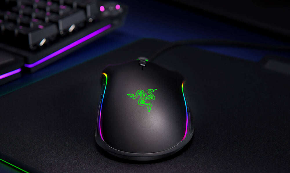 Razer Mamba Elite – Esports Performance - Ergonomic Gaming Mouse