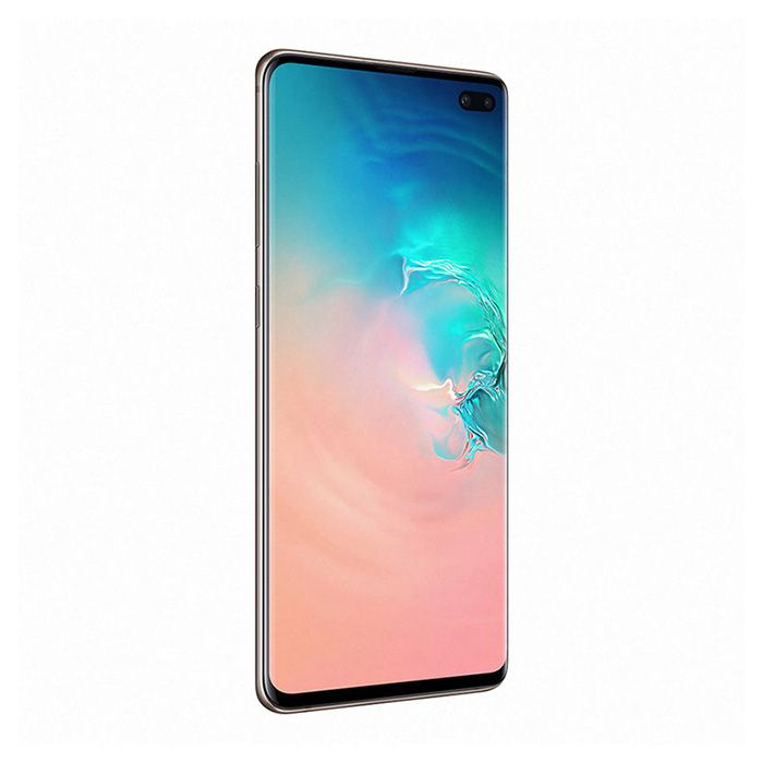 Samsung Galaxy S10 Plus (Dual Sim) 128 GB-Prism White