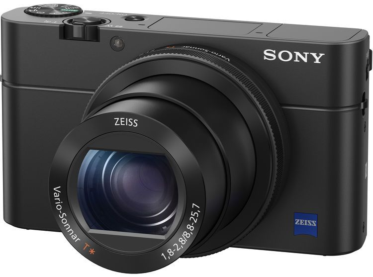 Sony Cyber-shot DSC-RX100 IV -  Compact Camera, Black