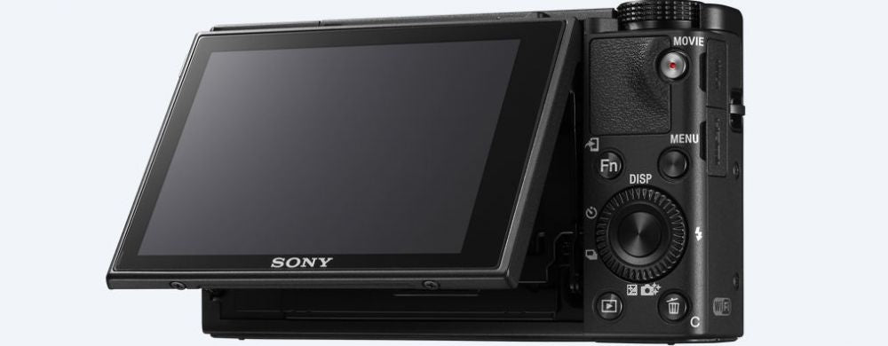 Sony Cyber-shot DSC-RX100 V - 20.1 MP, Compact Camera, Black