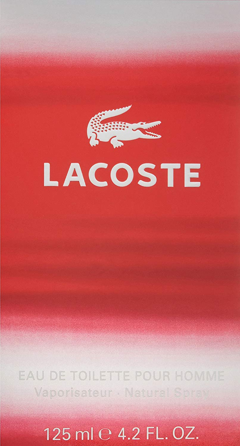 Style in Play by Lacoste for Men - Eau de Parfum, 125ml