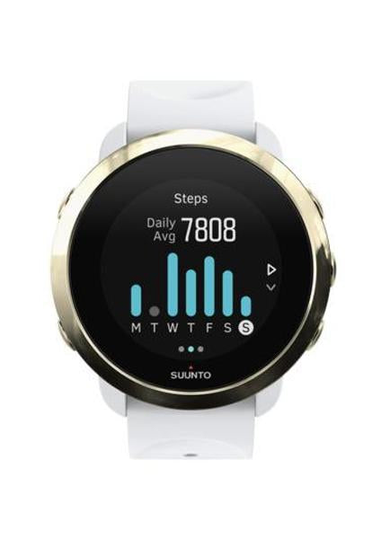 Suunto 3 G1 Fitness Gold White