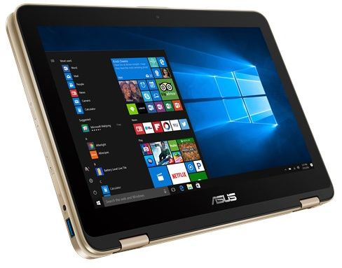 "ASUS TP203NAH-BP047T-Gold (CELERON  N3350 4GB, 500GB, 11.6""Touch, Win 10)"