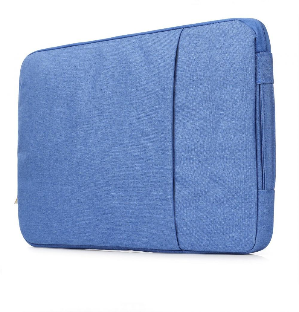 Aone 13.3 Inch Sleeve With Handle For Macbook/Ultrabook-Blue