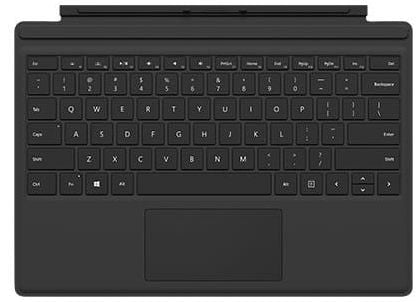 Microsoft Surface Pro Type Keyboard - English, Black