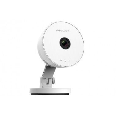 Foscam FC-FIC1L C1 Lite 1.0 MP Indoor with IR-cut 32 Plug and play Camera White