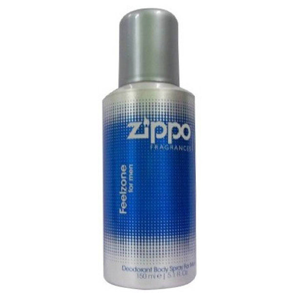 Zippo Deodorant Spray 150ml- Feelzone For Men