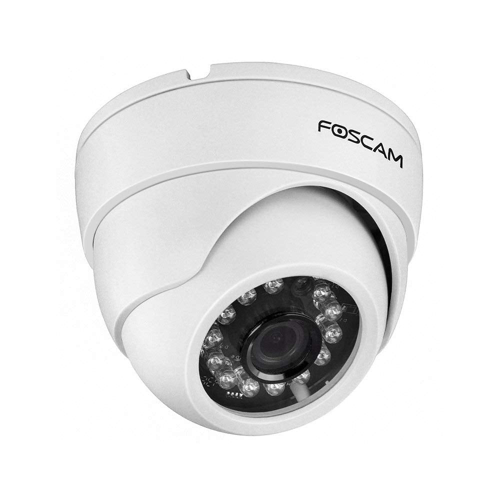 Foscam FC-FI9851P Wireless IP HD Camera Plug & Play