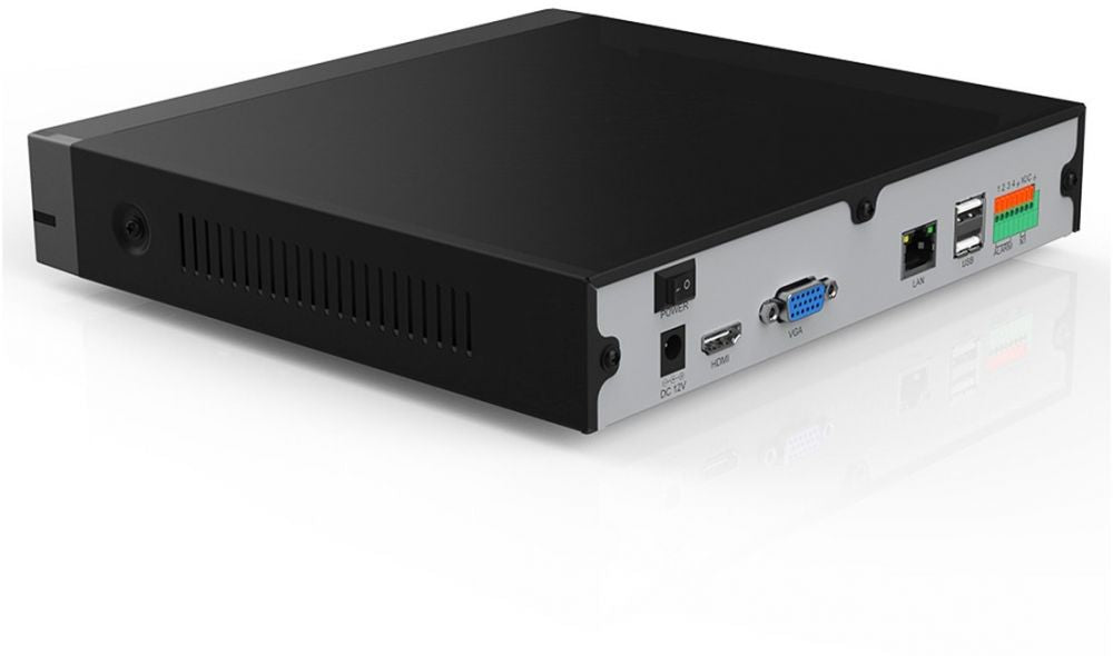 Foscam FN3109H 9CH NVR Network Video Recorder Int HDD