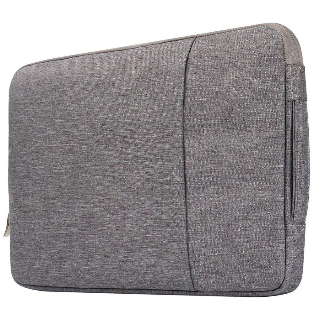 Aone 13.3 Inch Sleeve With Handle For Macbook/Ultrabook-Grey
