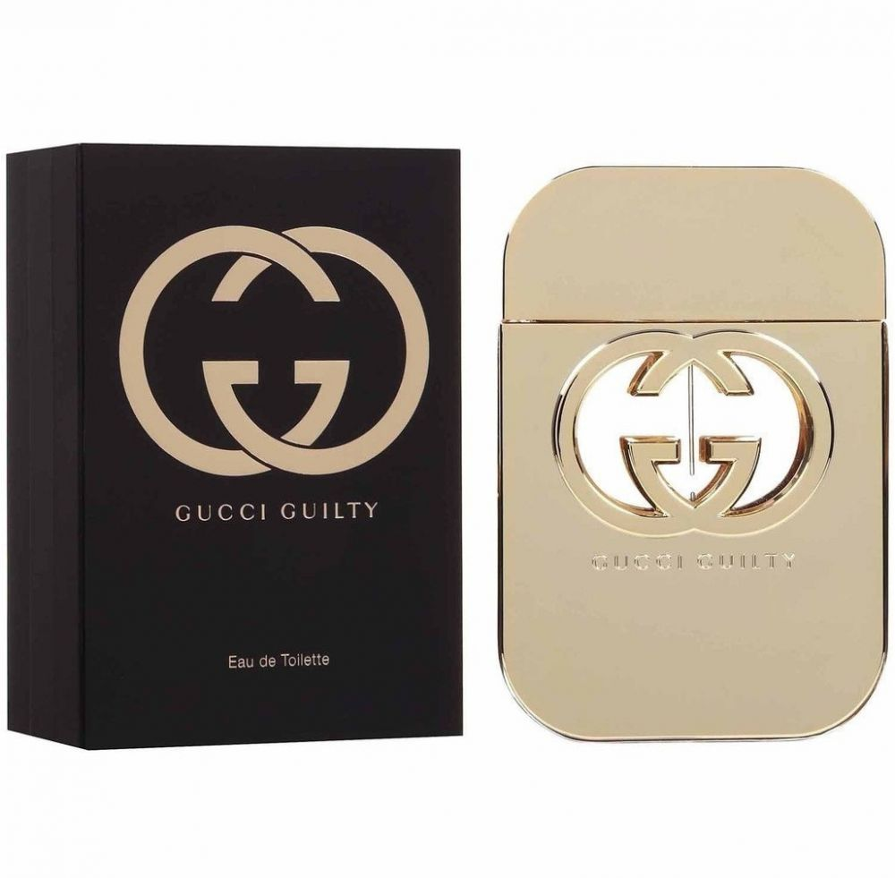 Gucci Guilty by Gucci for Women - Eau de Toilette, 50ml