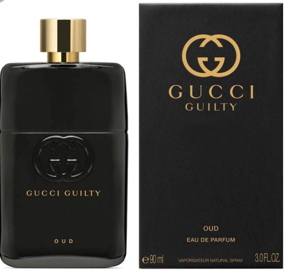 Guilty Oud by Gucci for Men & Women - Eau de Parfum, 90ml