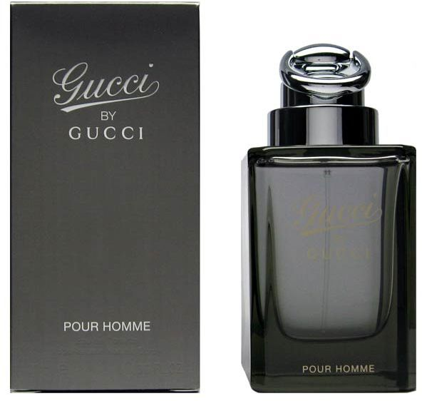Gucci Pour Homme by Gucci for Men - Eau de Toilette, 90ml