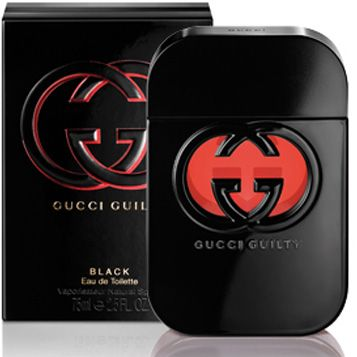 Gucci Guilty Black Pour Femme by Gucci for Women - Eau de Toilette, 75ml