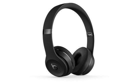 Beats Solo3 Wireless On-Ear Headphone, Special Edition Black