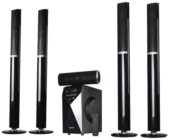 Nikai 5.1 Channel Home Theater Systems , NHT6600BT