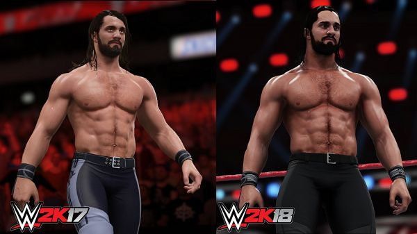 WWE 2K18 by 2K Sport for PlayStation 4 - Region 2