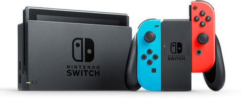 Nintendo Switch 32GB, - Multi Color