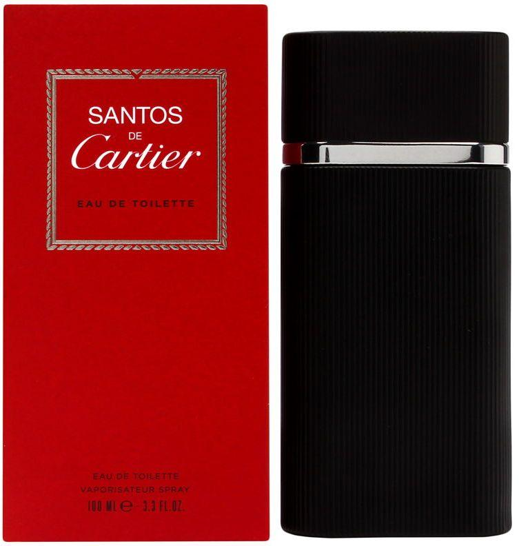 Santos de by Cartier for Men - Eau de Toilette, 100 ml