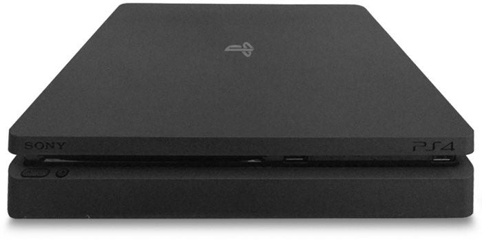 Sony PlayStation 4 Slim - 1TB, 1 Controller, Black