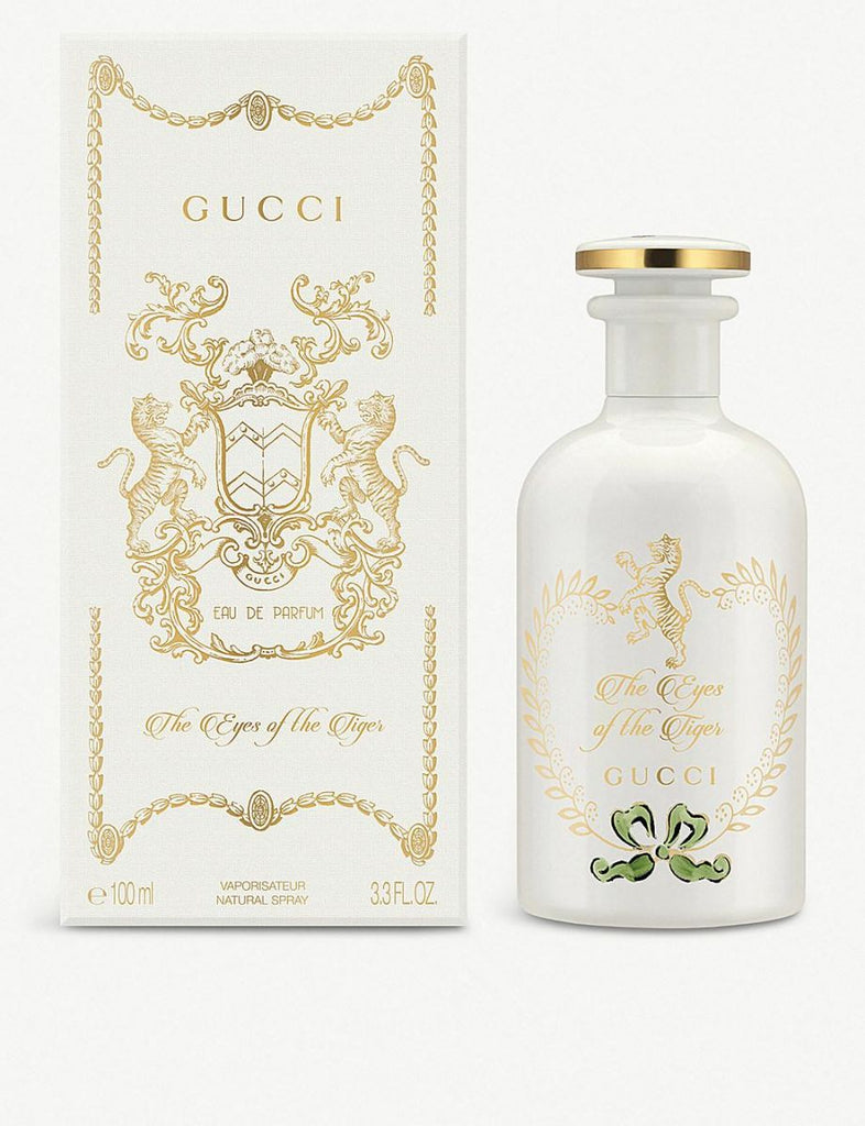 The eyes of the Tiger by Gucci for Unisex EDP 100ml