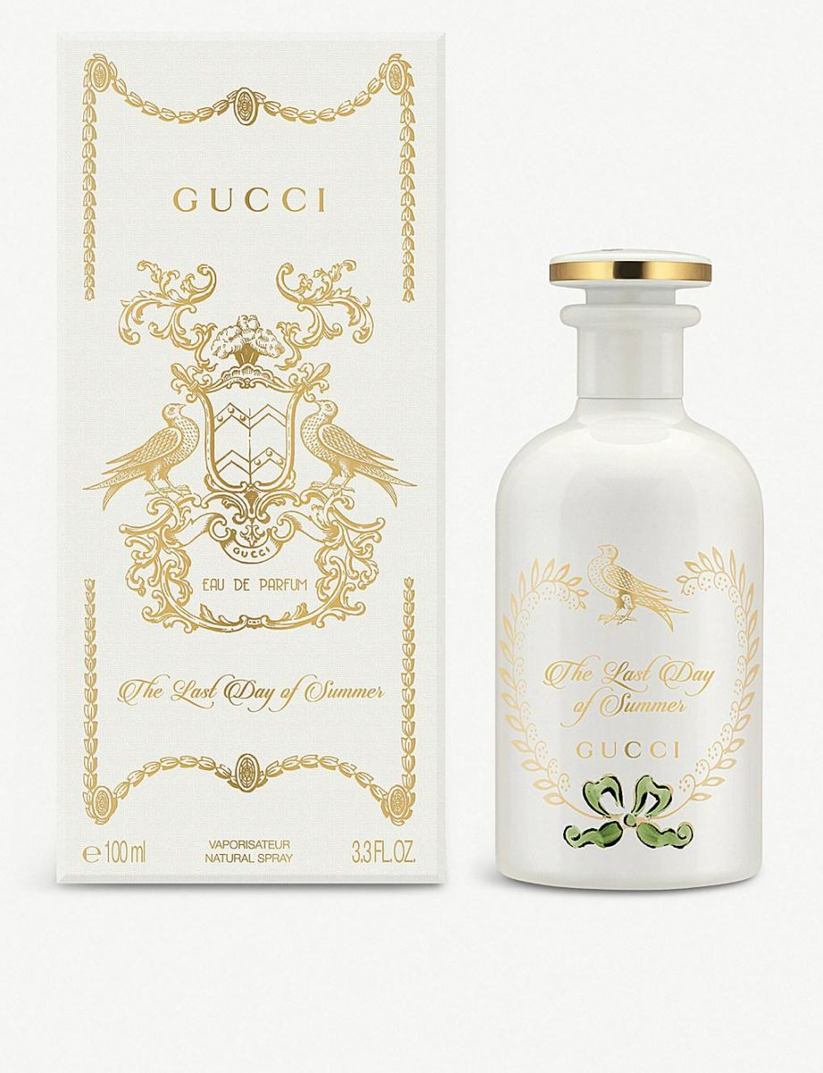 The last day of Summer by Gucci for Unisex EDP 100ml
