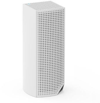 Linksys WHW0301 Velop Tri-Band Whole Home Wi-Fi Mesh System Router, White
