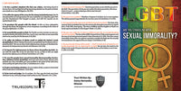 Gospel Tract - LGBT - Are You Struggling With Sexual Immorality? by Dr. Sonny Hernandez