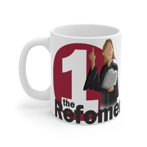 "Enneagram ONE -  ""The Reformer""  Mug 11oz"