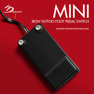 Mini Iron Tattoo Foot Pedal - dragonartus