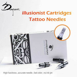 Illusionist Needle Cartridges 10 Pack - dragonartus
