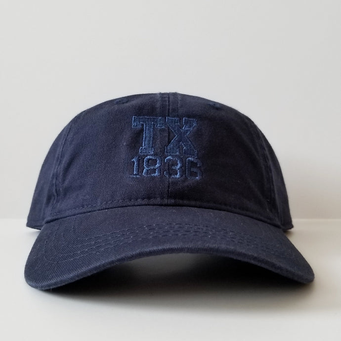 The 1836 Hat (Navy/Navy)