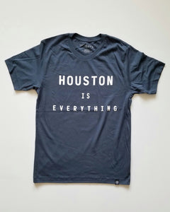 The Houston is Everything Tee (Unisex Houston Flag Blue/White)